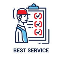 best service icons